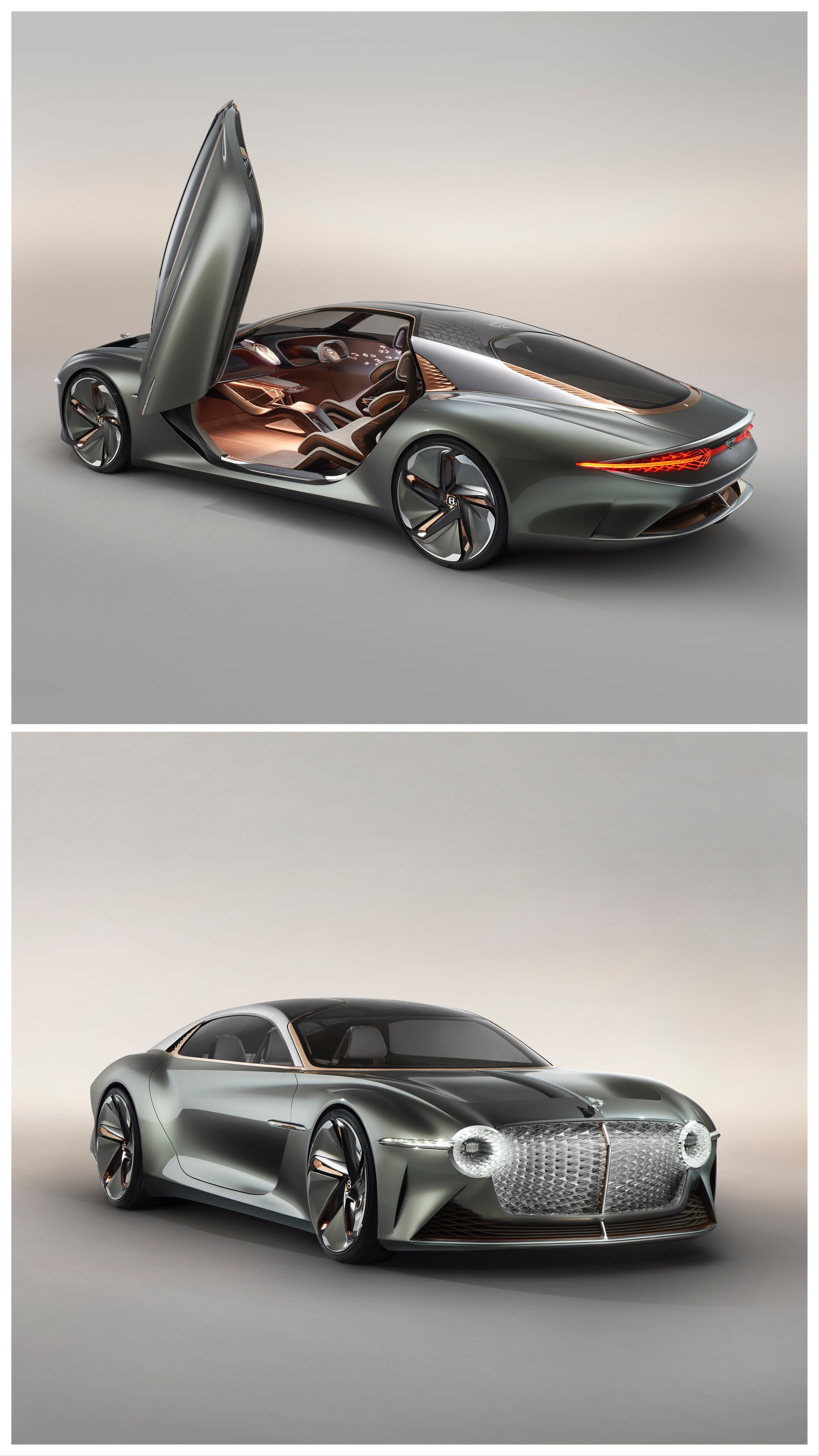 Photo of Bentley EXP 100 GT Concept: The Gorgeous Future of Luxury