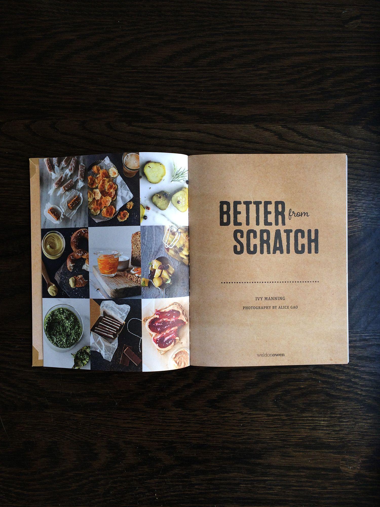 Food Coffee Table Book Rascalartsnyc