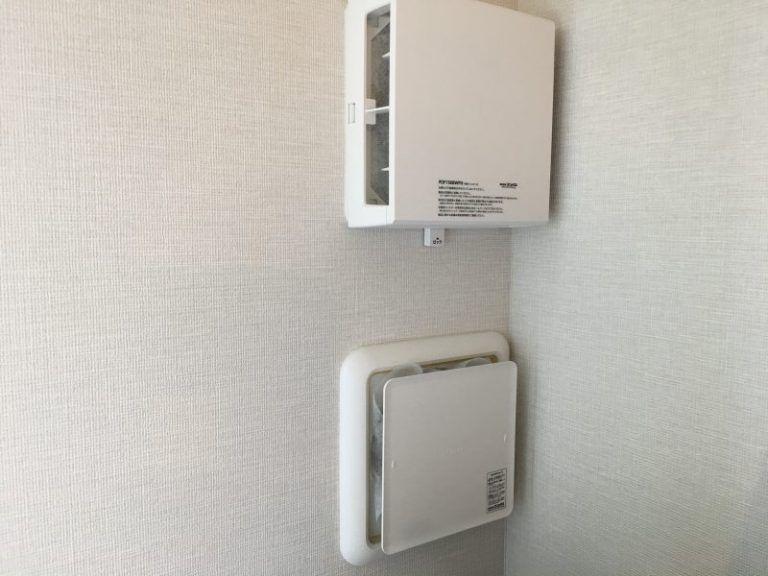 通気口の壁汚れ 黒ずみを完璧に防止する裏技を発見 画像あり 換気口 換気 お掃除