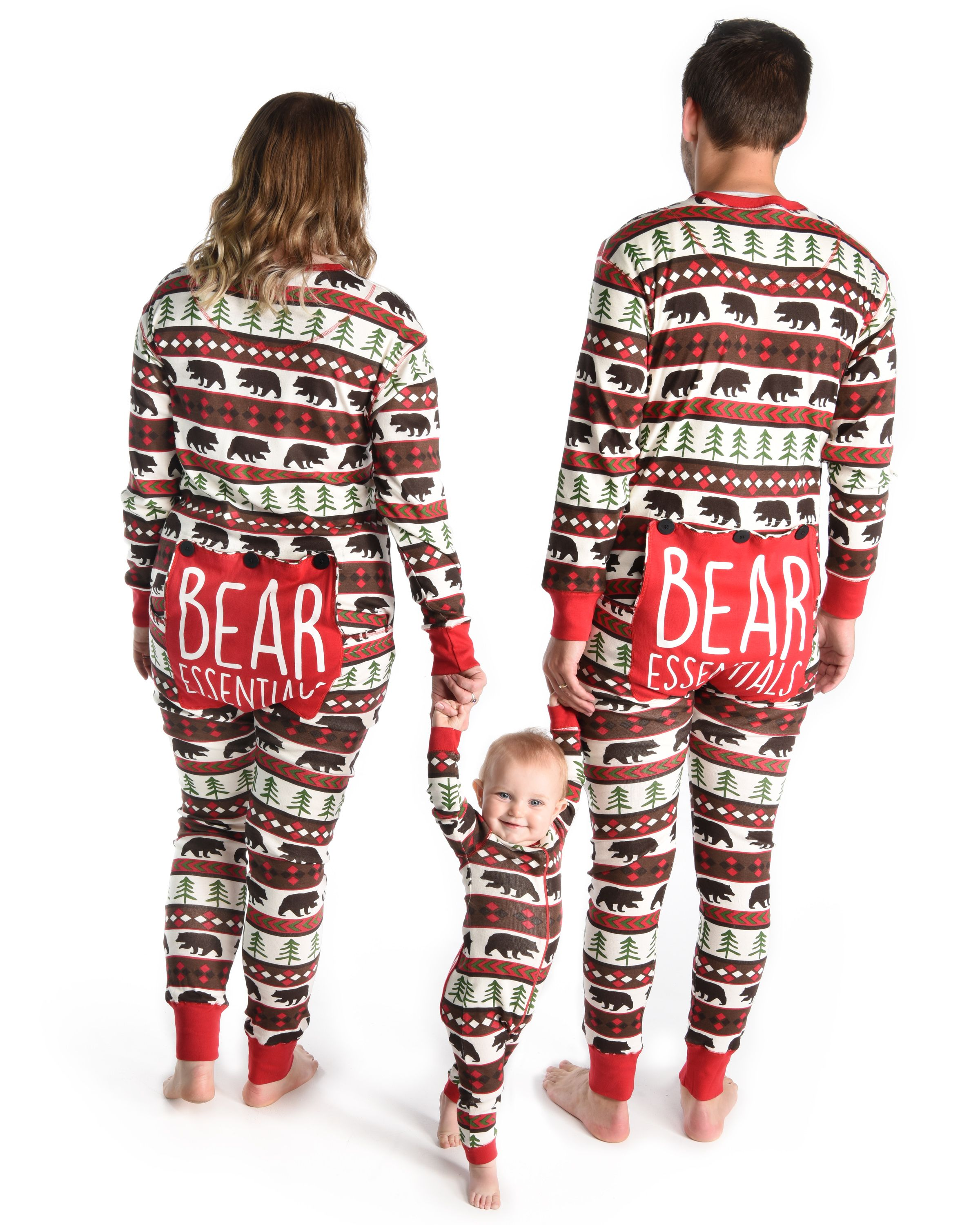 41542e7c2e Fun pajama sets for the whole family! Get together with coordinating pjs  for every men