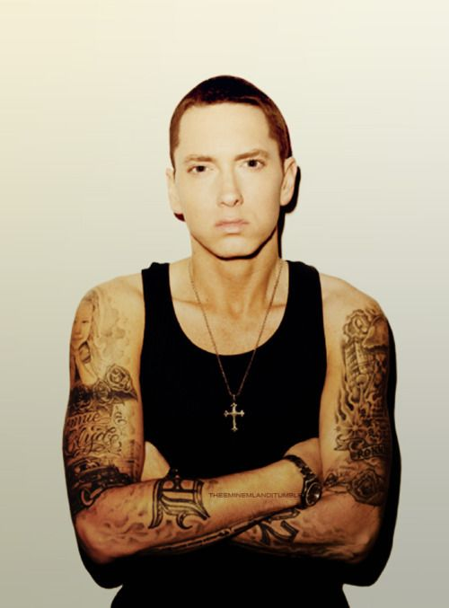 Love Eminem Just So You Know I Am Going To Marry Him Even If He - Tatuajes-eminem