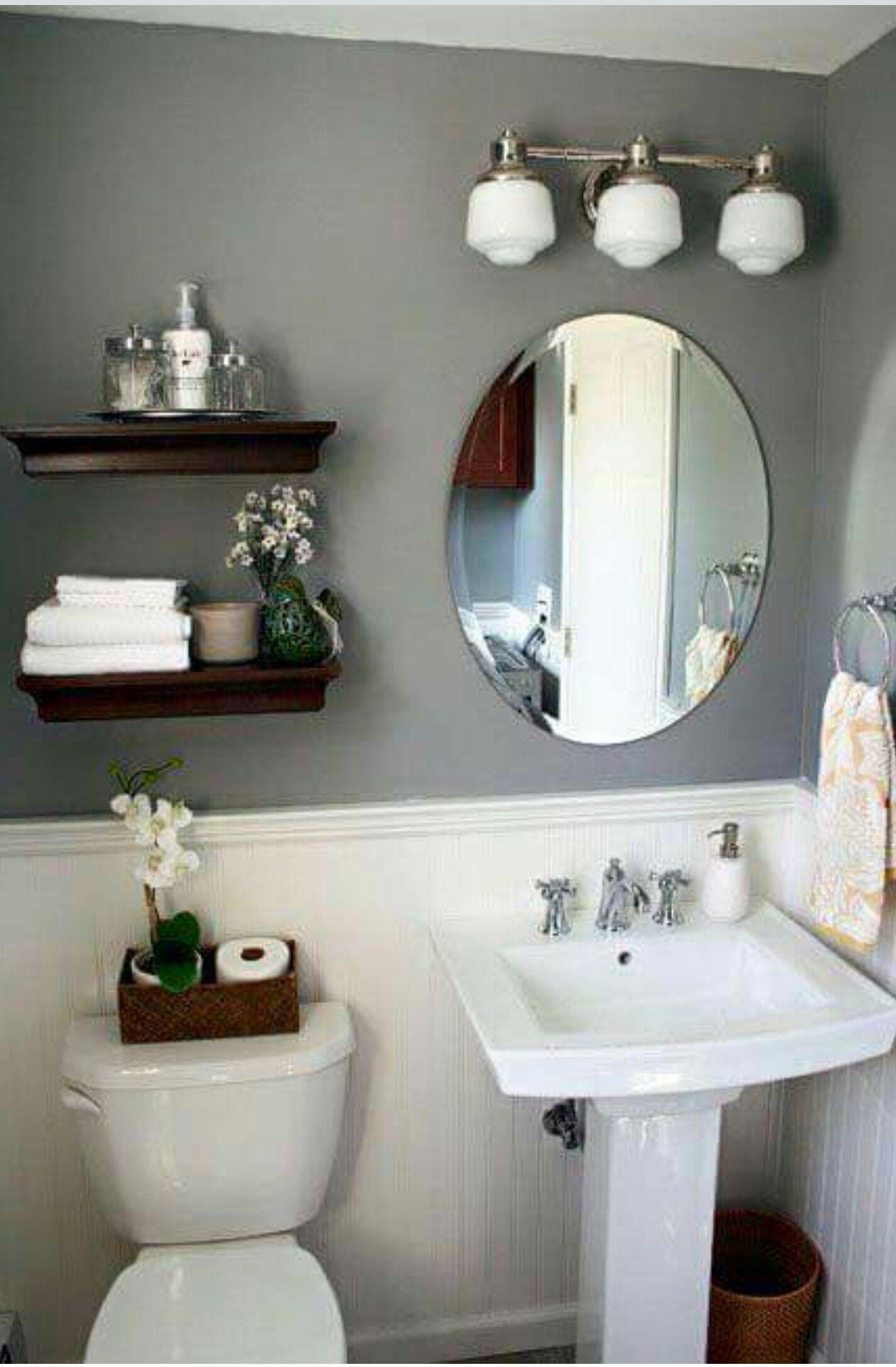 Pin de Griselda Ramos en baños   Decoración de baño ...