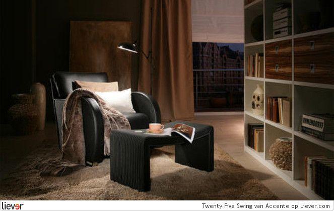 Accente Twenty Five Swing - Accente fauteuils & voetenbankjes ...