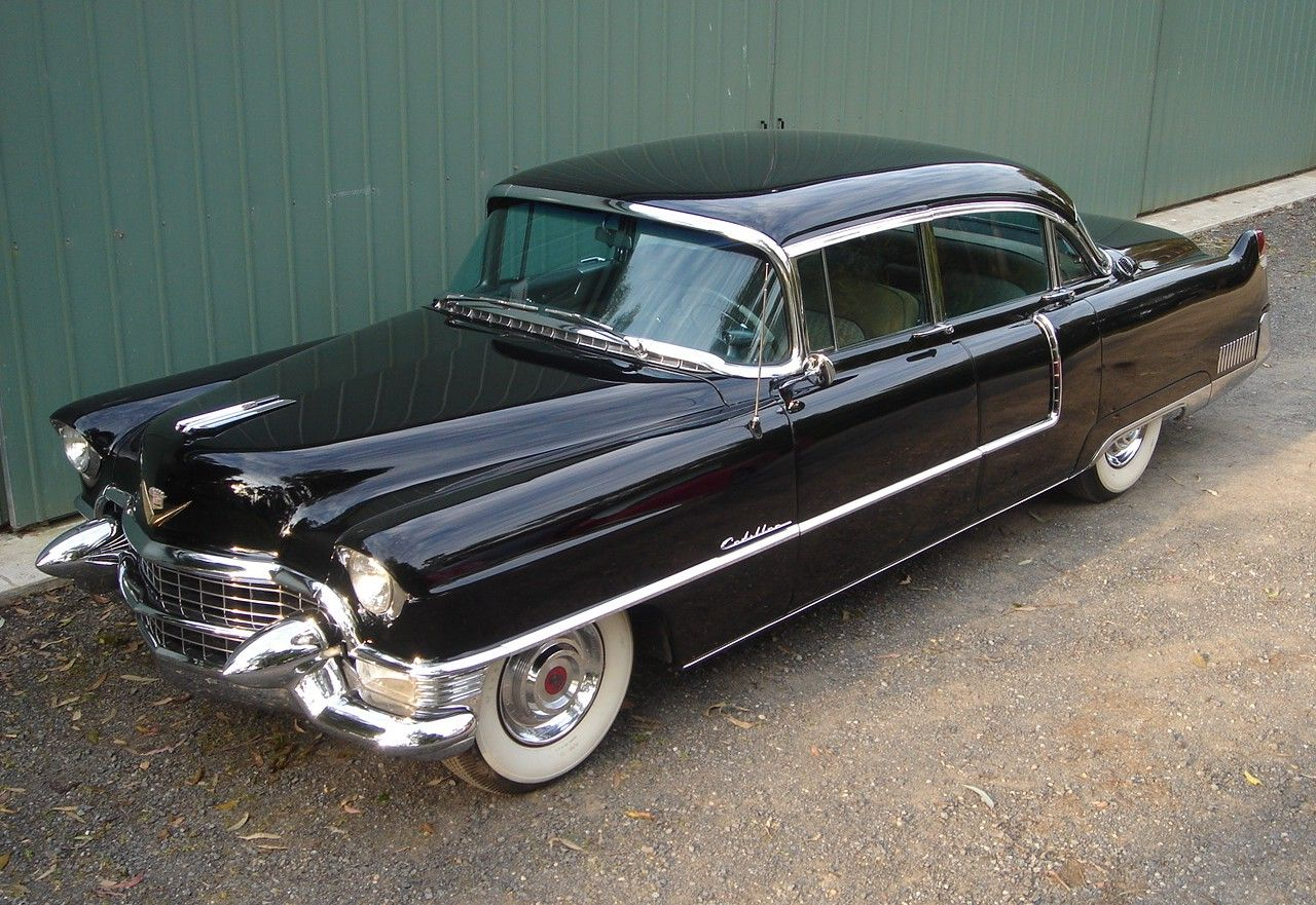 1955 cadillac fleetwood sixty special classic car for sale