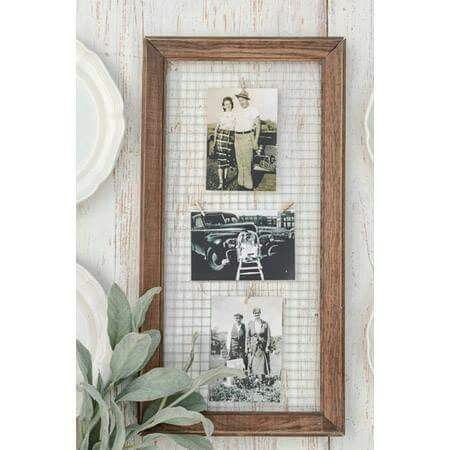 Frame and chicken wire | Old Window Frames, Shutters, and Doors ...