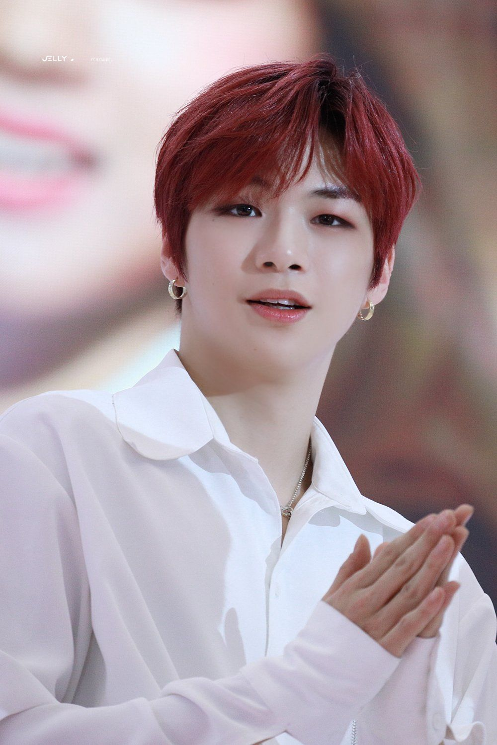 """JELLY on Twitter: """"181210 MAMA #강다니엘… """""""