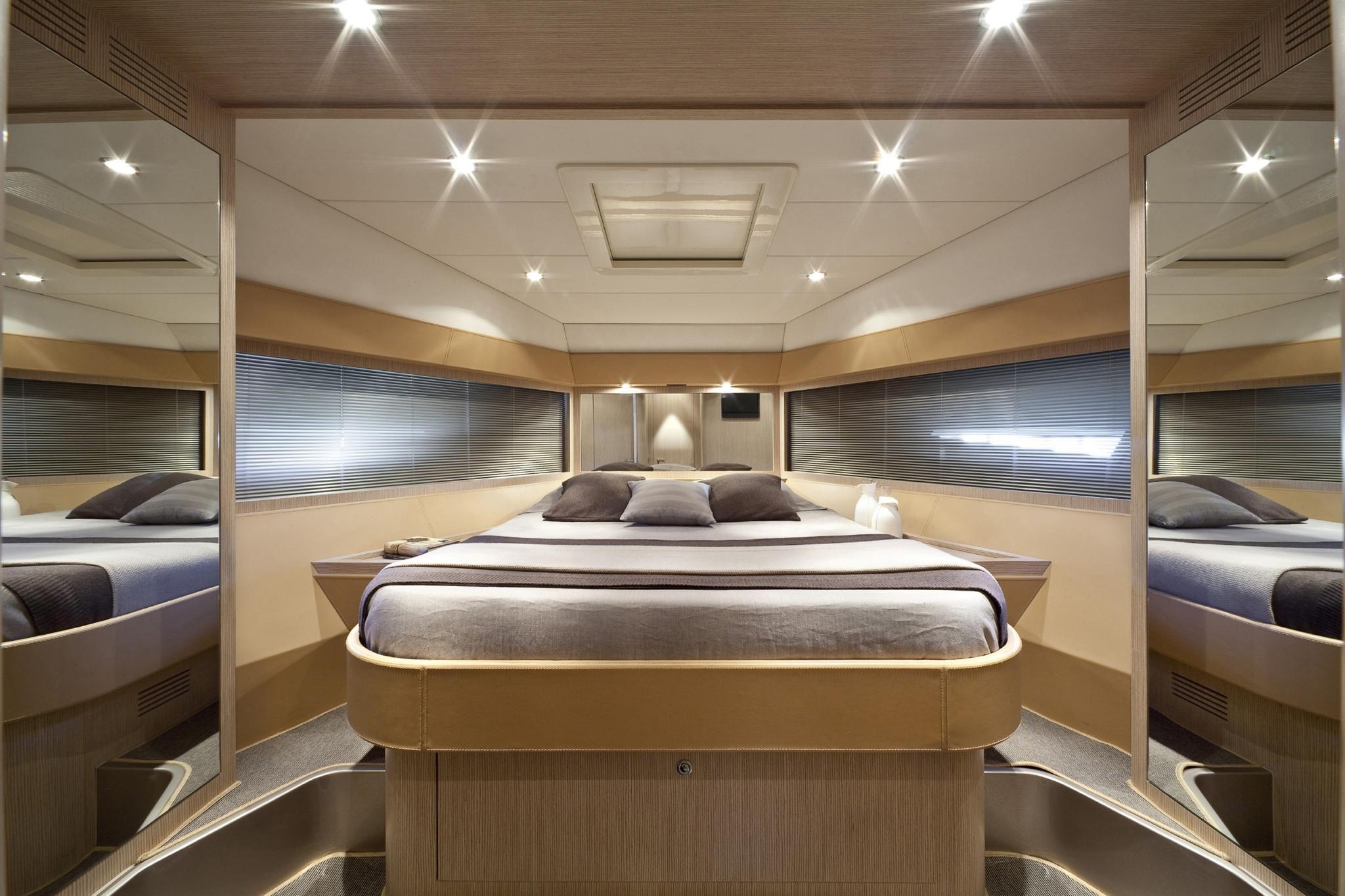 Superyachten innen  Internal view Riva Yacht - 68' Ego Super #yacht #luxury #ferretti ...