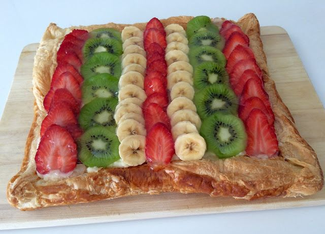 Noe Cocinillas: Tarta de frutas