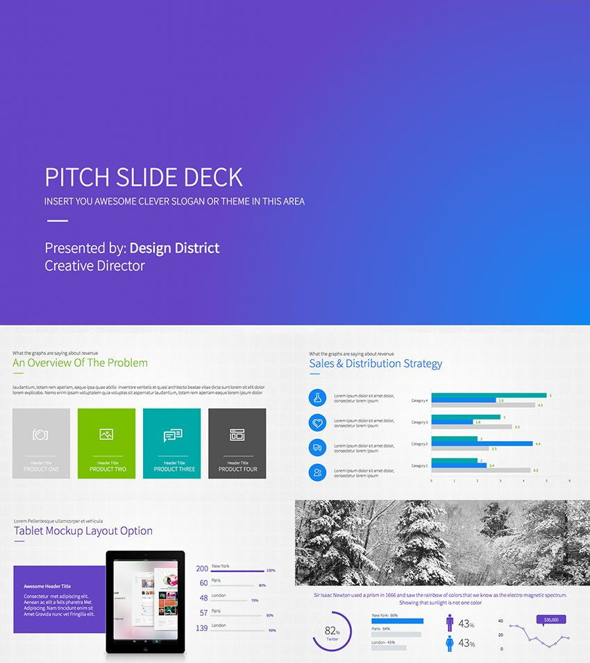 Pitch deck business plan powerpoint template slide deck ideas pitch deck business plan powerpoint template toneelgroepblik Gallery