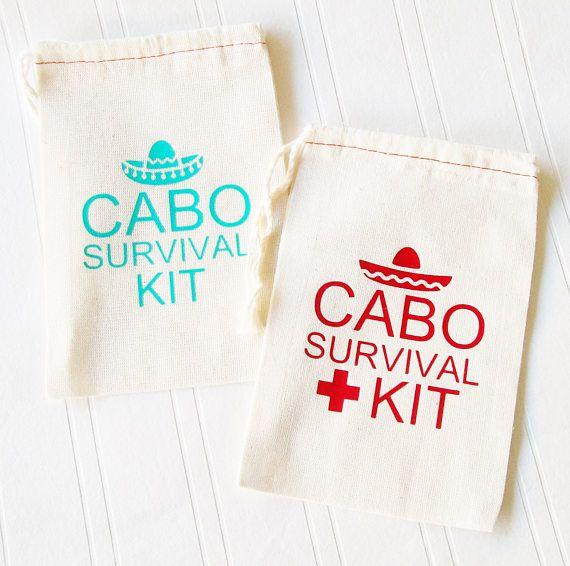 712c61e1f7f3 Cabo Survival Kit Gift Bag