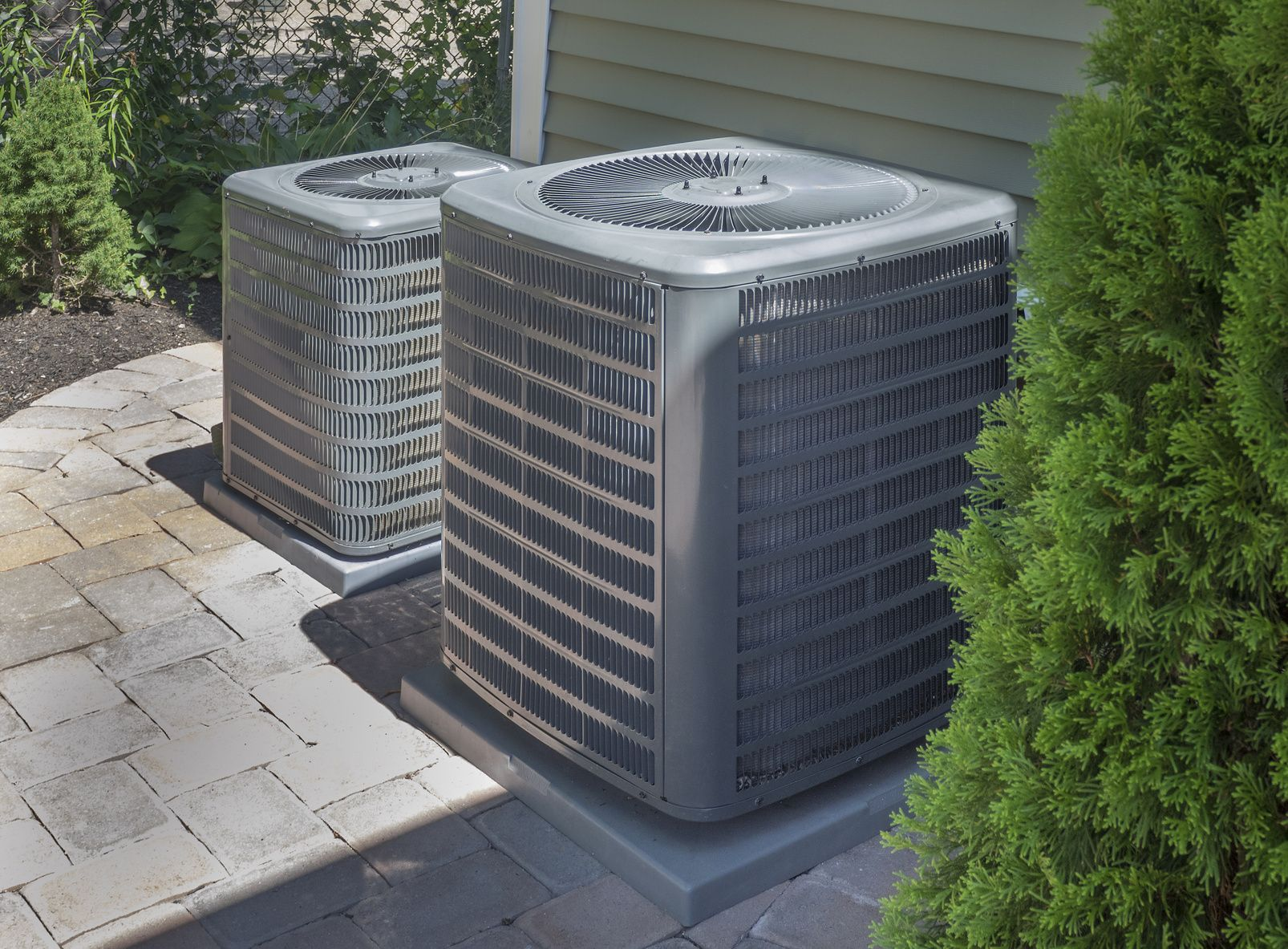 No upfront cost! A new energy efficient HVAC unit can save