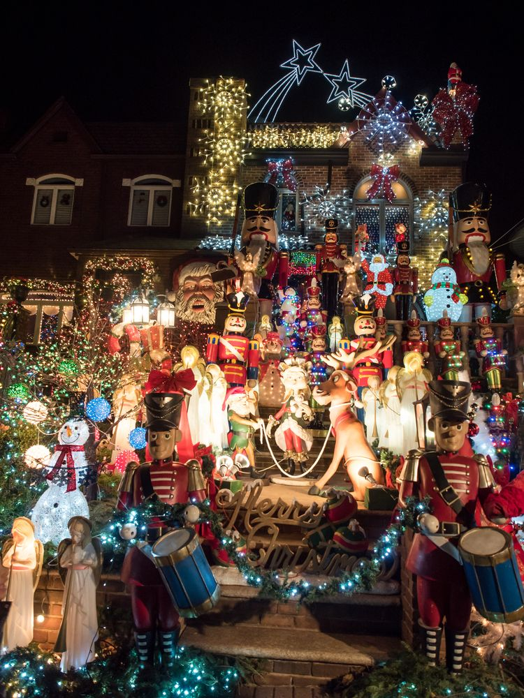 This Is New York City's Most Festive Neighborhood (And It