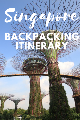 The Ultimate 2 Day Singapore Itinerary For First Timers Singapore Itinerary Singapore Travel Asia Travel