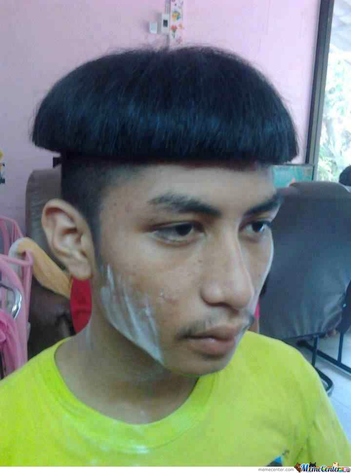 pin hair cuts wong
