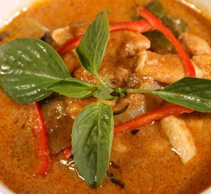Vegetable and Fish Curry | Paleo Dinner Recipes