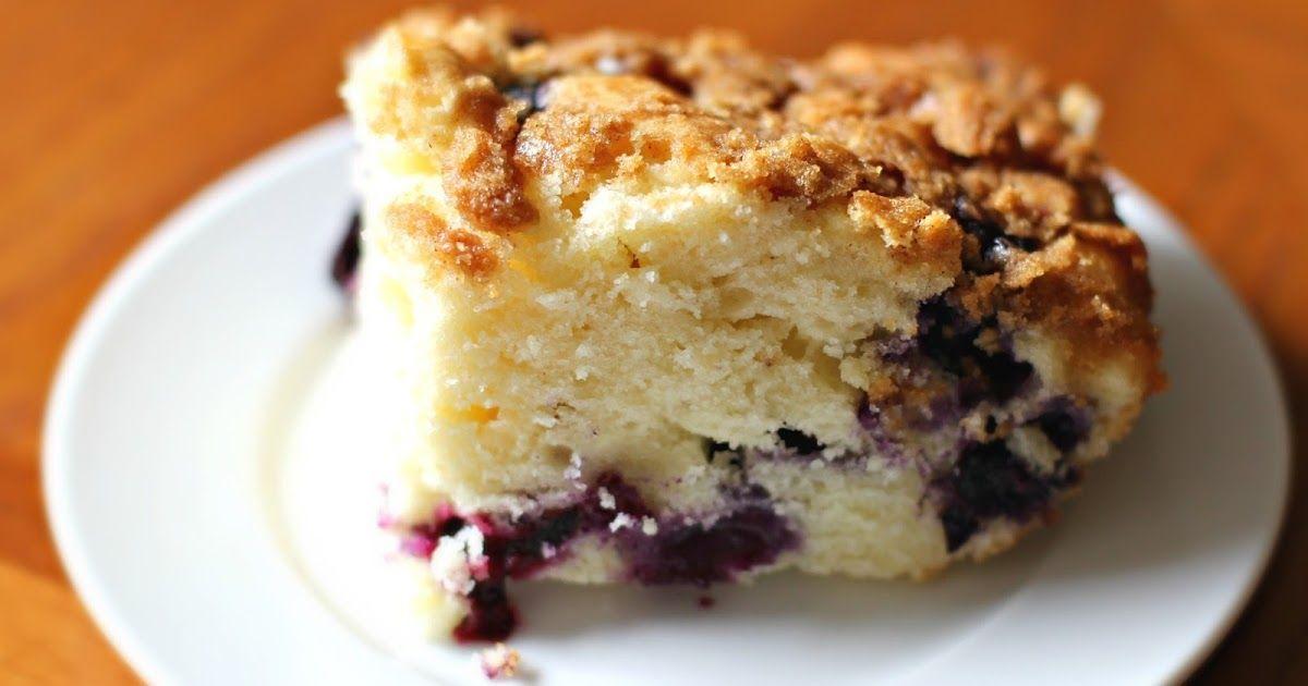 Blueberry Buttermilk Coffee Cake Buttermilk coffee cake