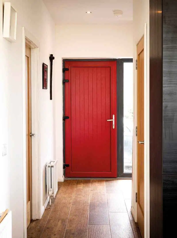 Low cost energy efficient rectangular design