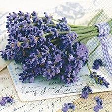 Lavender greetings