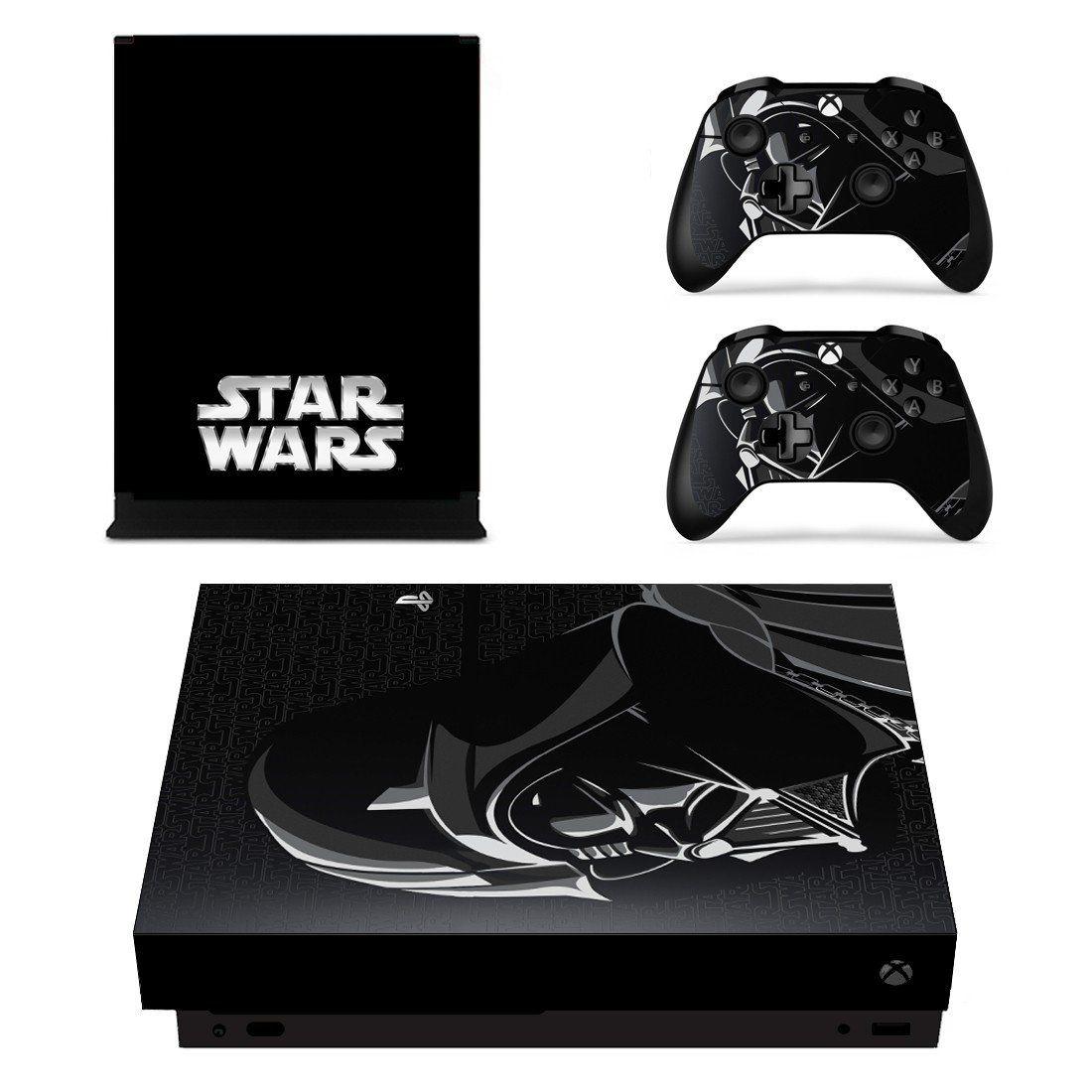Star Wars xbox one X skin decal