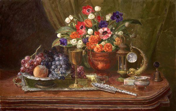 Виктория Кирьянова. Голландский натюрморт