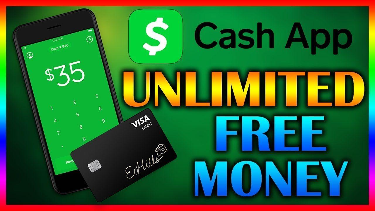 Cash app free money how to hack cash app money cash