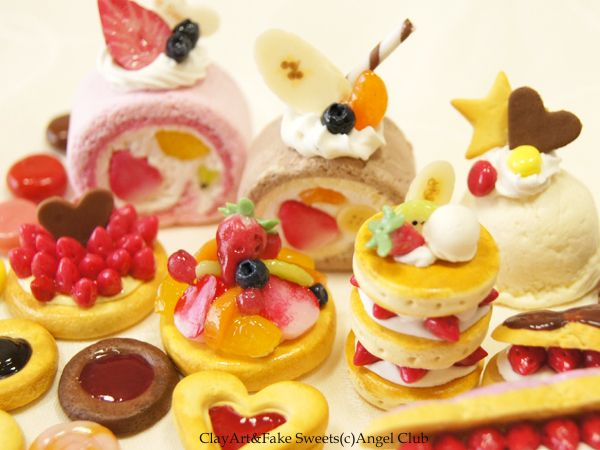 Miniature dessert