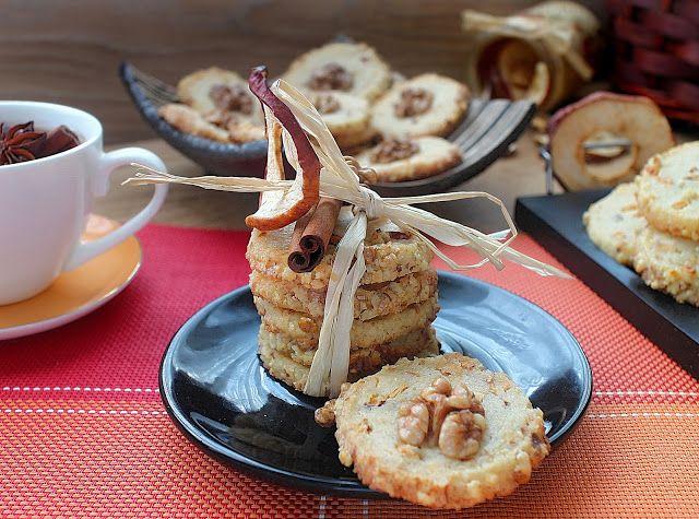 Prova ...: Biscotti di Apple cheesecake