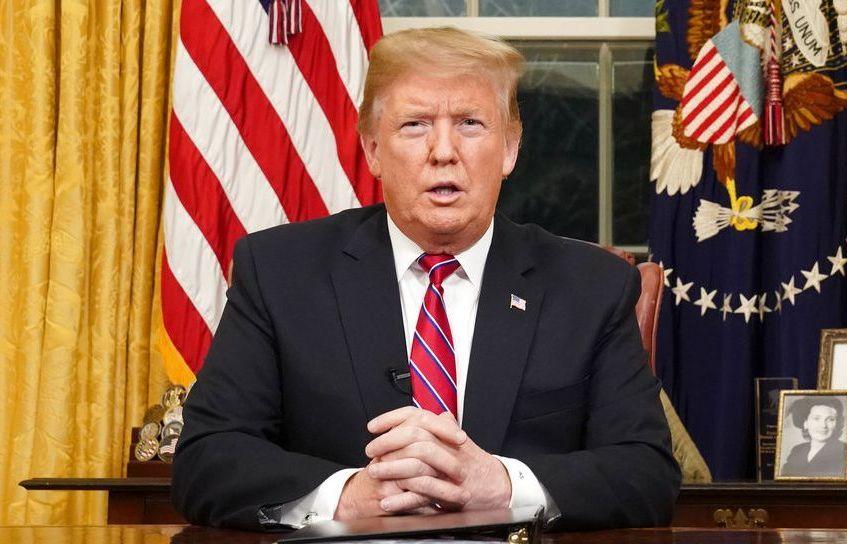 Shutdown To Continue Senate Blocks Bills Trump Wants Wall First