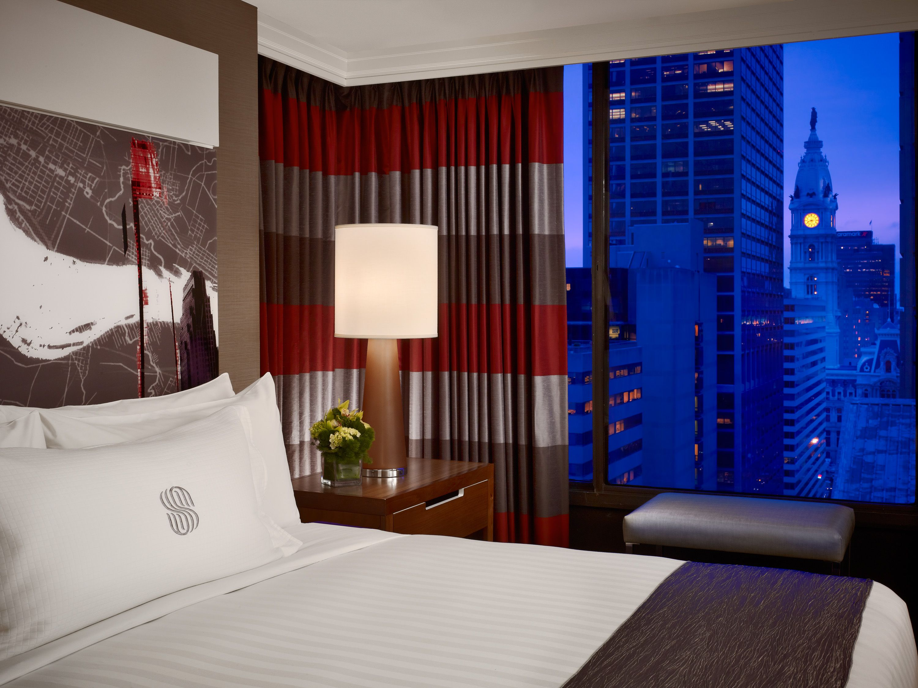 Hotels In Philadelphia Kimpton Hotel Monaco 5 Star Luxury Shun He Whether You
