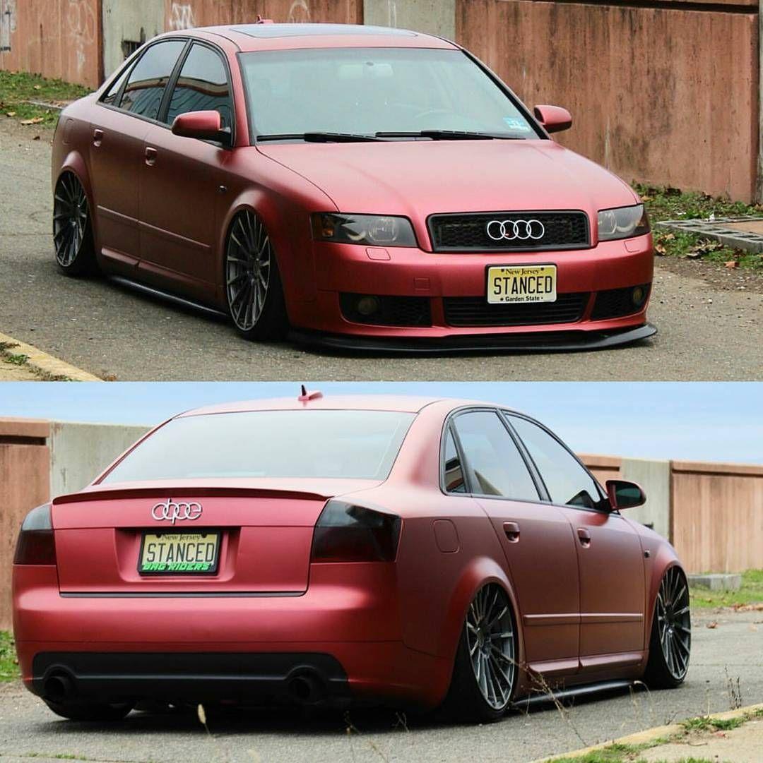 Audi A4 Sports Car: Repost Via Instagram: B6 By @stancedb6 Photo @trewimmer