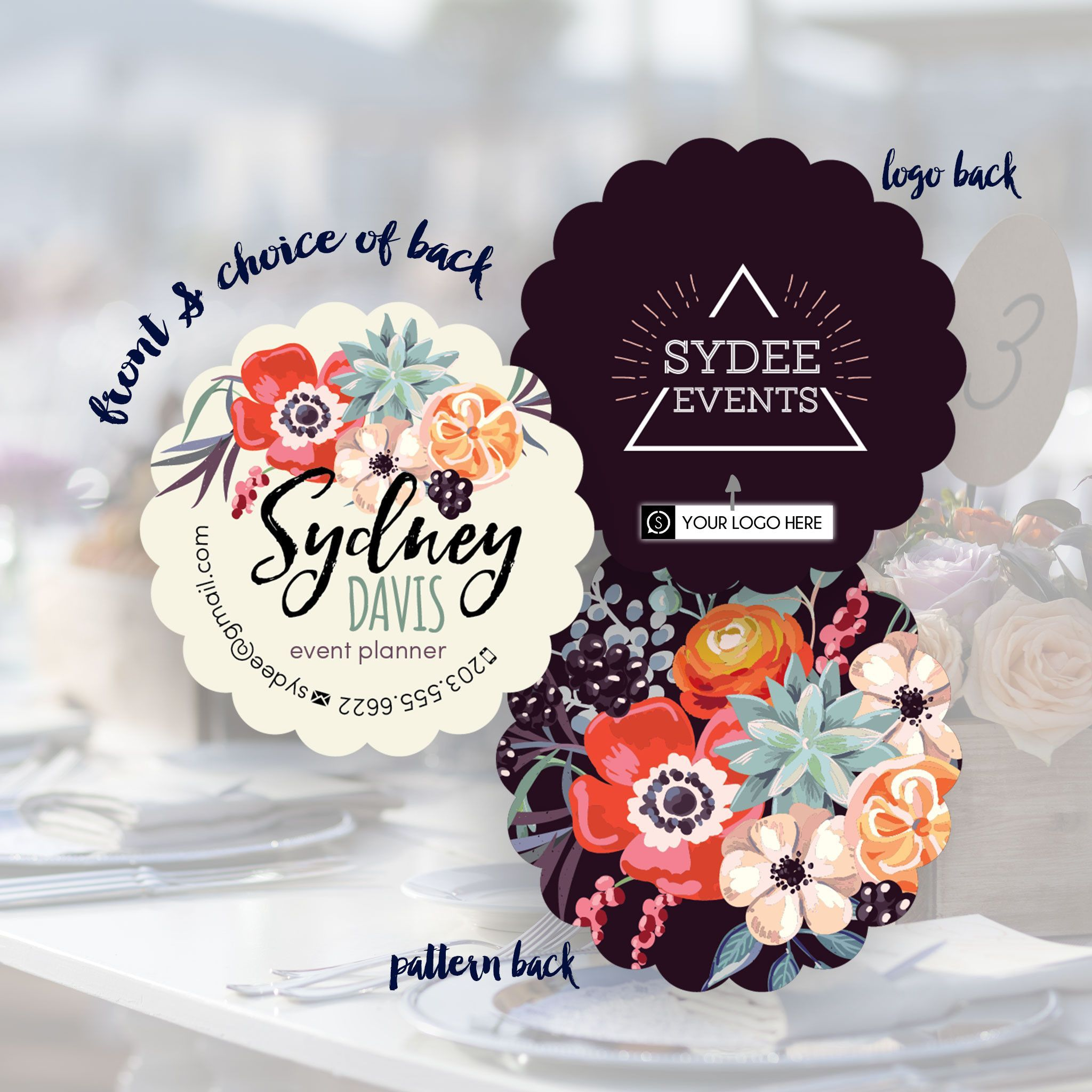 Sydney business cards business cards personality and business event planner business cards rodan and fields business cards floral business card business card design cards case sydney reheart Choice Image