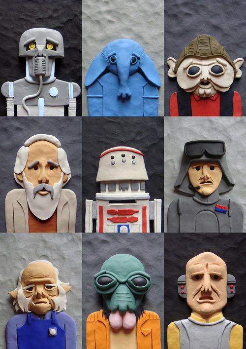 for all the Star wars fans by Elliott Quince! #nerd stuff! #starwars #star_wars