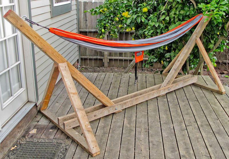 Bliss Hammocks Wooden Arc Hammock Stand with Canopy | Home Schweet Home |  Pinterest | Hammock stand, Canopy and Backyard - Bliss Hammocks Wooden Arc Hammock Stand With Canopy Home Schweet