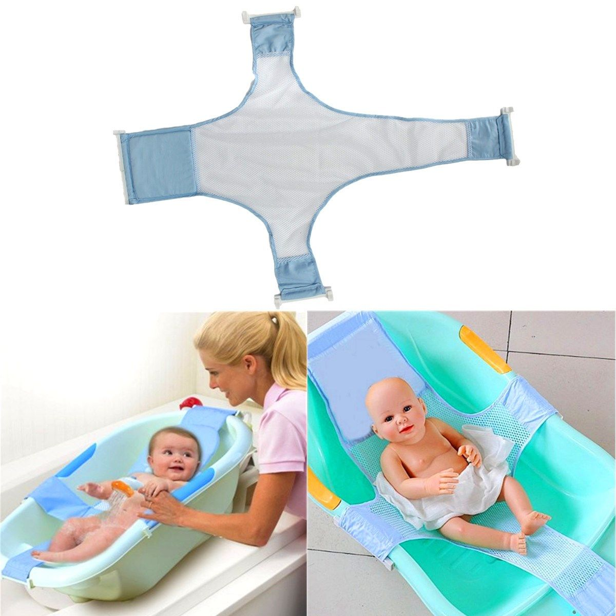 Wholesale High Quality Infant Kid Bath Seat Support Adjustable ...