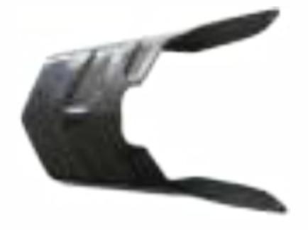 Carbon Fiber Ducati 749 999 Exhaust End Cover