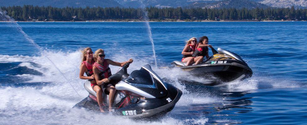 One of the best ways to enjoy tahoe waverunner tahoe