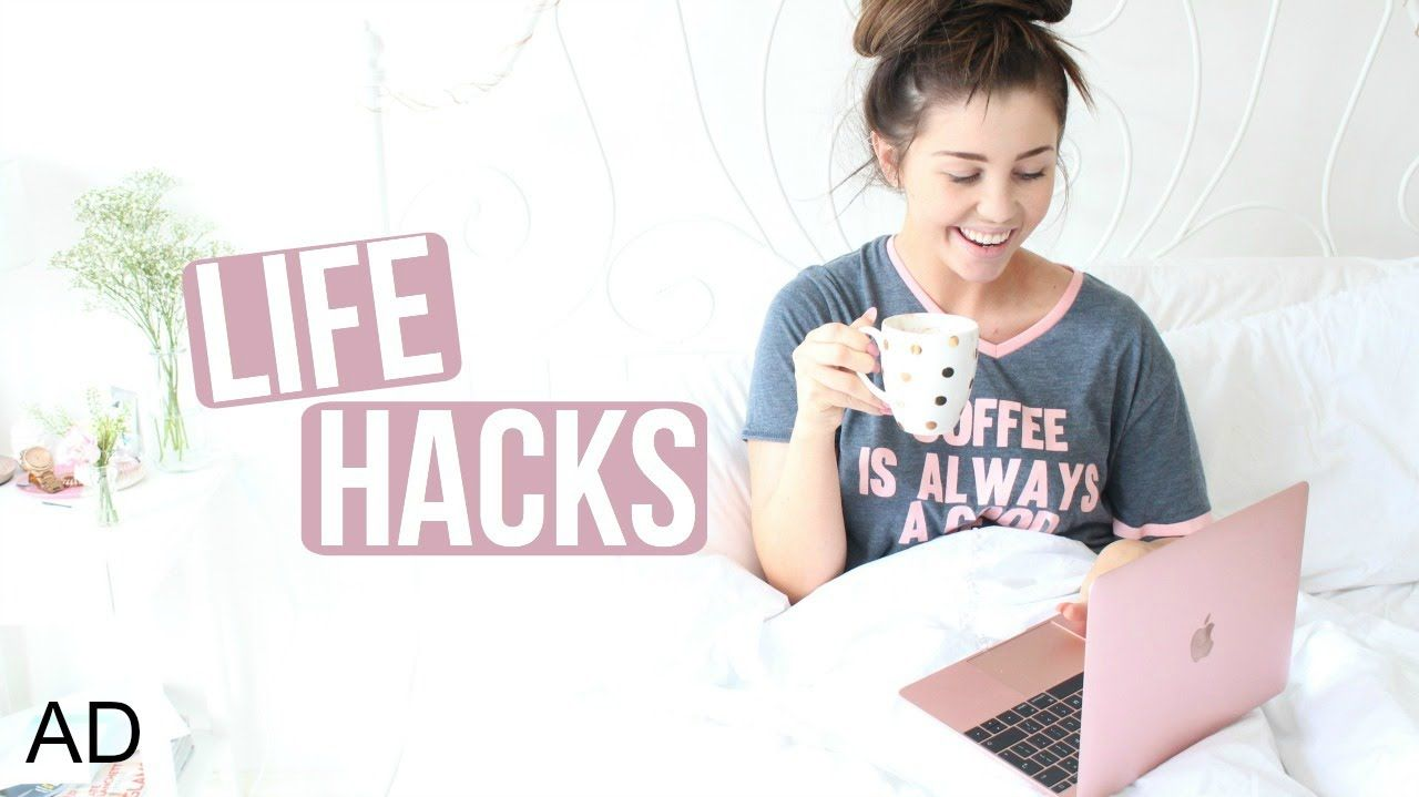 LIFE HACKS - How to be a Morning Person!