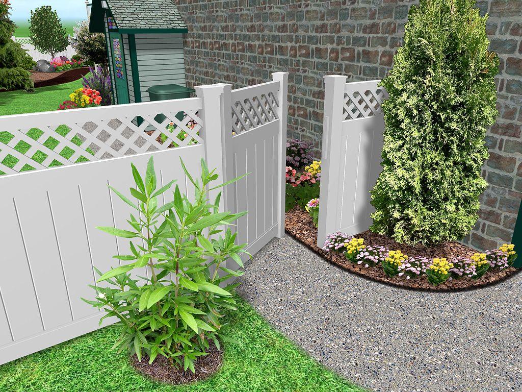 Landscape Design Landscape Design Software By Idea Spectrum Realtime Landscaping Backyard Fences Landscape Design Software Fence Design