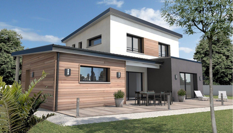 Constructeur Maison Moderne Longeville Sur Mer Vendee 85 Depreux