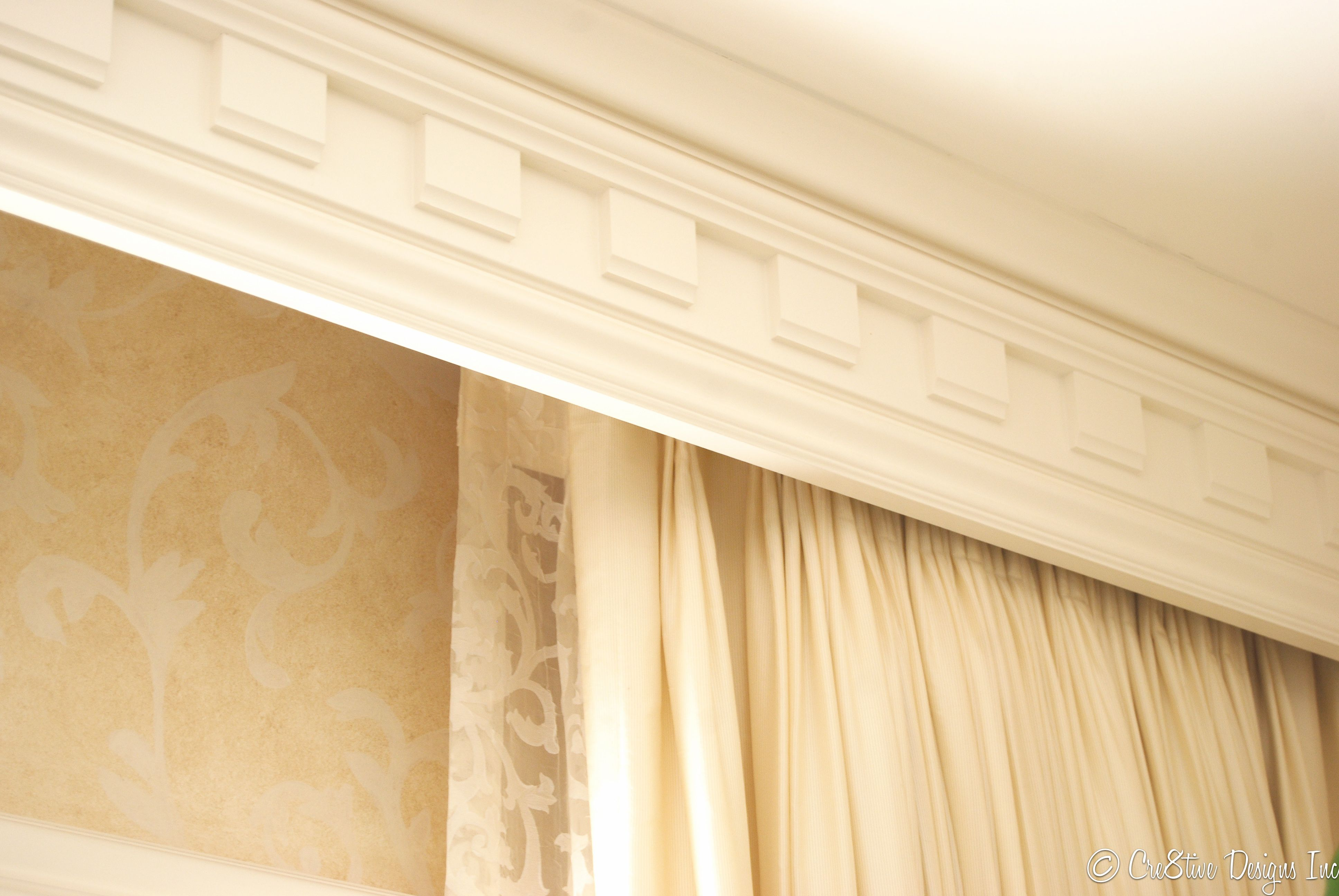 Amazing Smooth Creamy And Floral White Curtain Feat Calm Wall Color ...