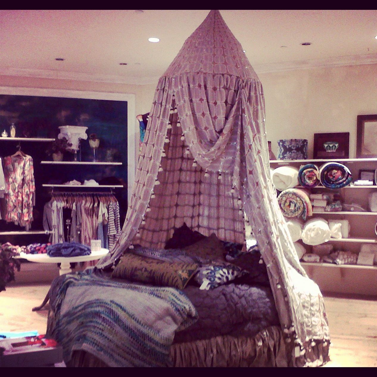 Canopy Bed Anthropologie With Images Bedroom Decor For Couples New York Bedroom Master
