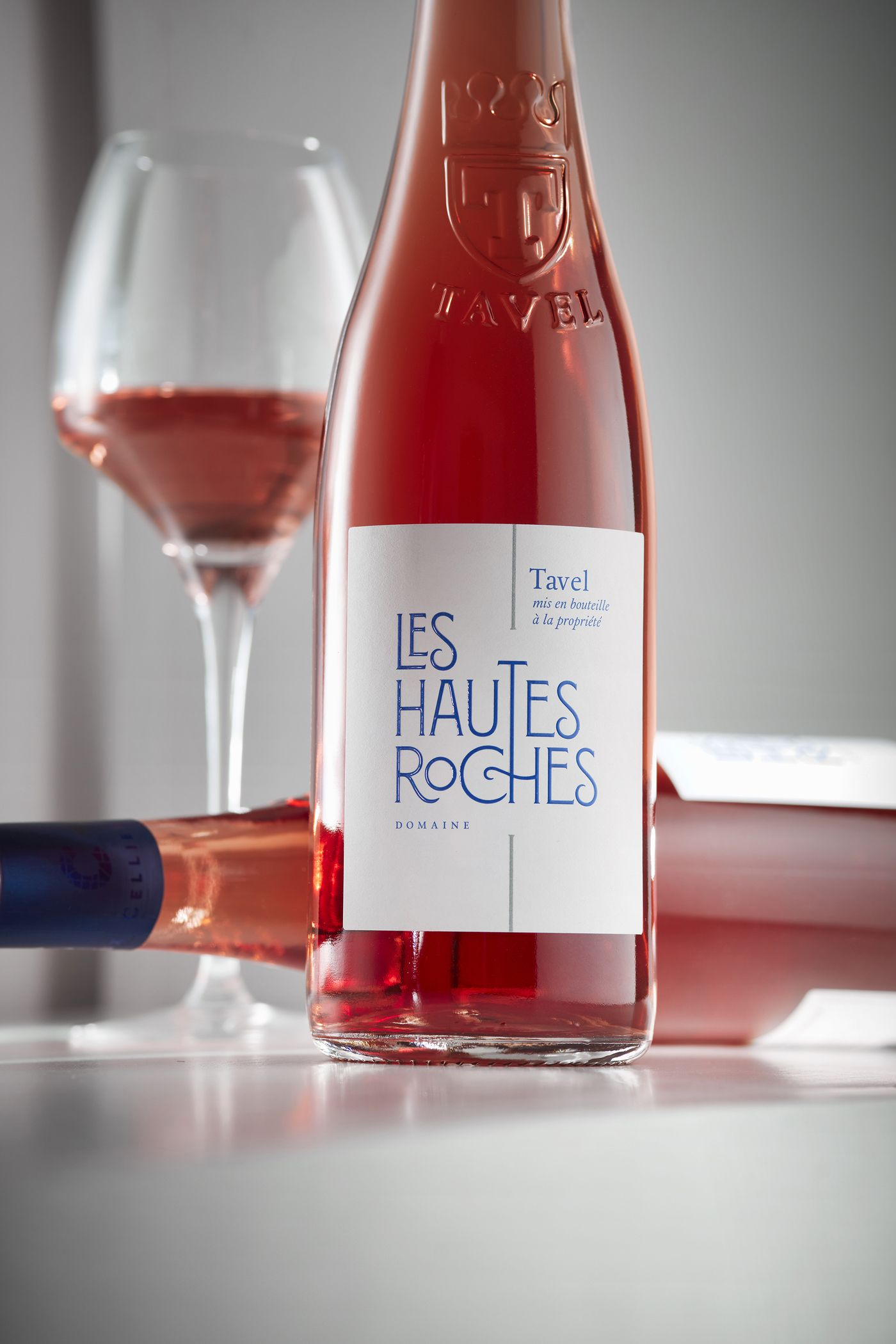 Les Hautes Roches Wine Label 1 Wine Bottle Label Design Wine Bottle Packaging Wine Bottle Design