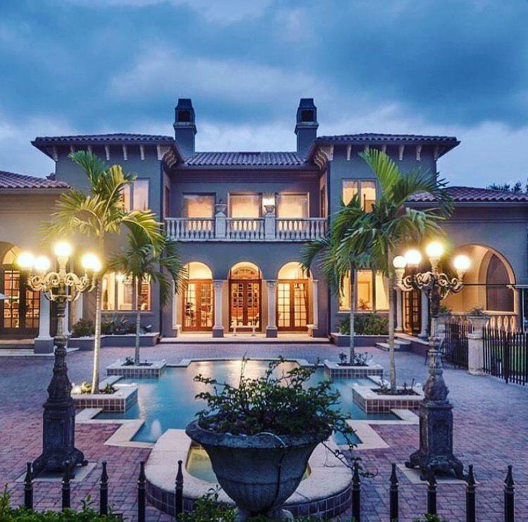 Pin By A M Y O W E N S On Step Outside Mansions Florida Real Estate House