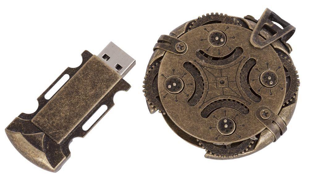 Cryptex Round Lock Usb Flash Drive 16 Gb Amazon Co Uk Computers Accessories Usb Usb Flash Drive Flash Drive