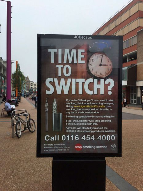 UK promotes ecigarettes to save lives ! L'angleterre préfère promouvoir  l'ecigarette pour