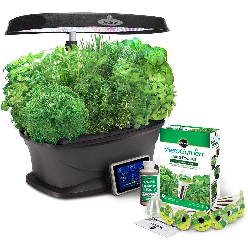 Indoor Herb Garden Kitchen Herb Seeds Indoor 400 x 300