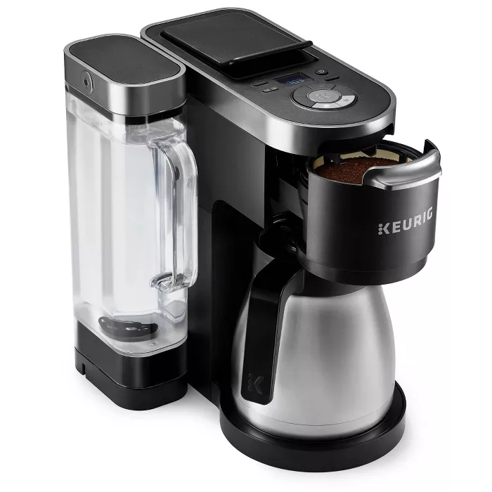 Keurig KDuo Plus SingleServe & Carafe Coffee Maker