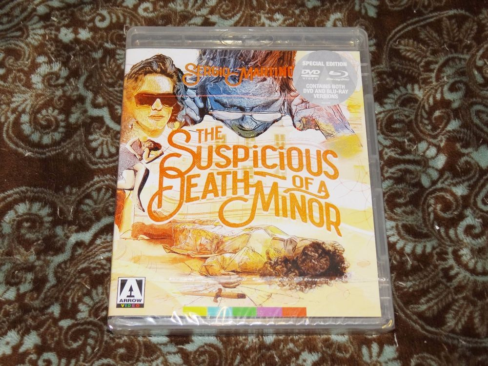 Download The Suspicious Death of a Minor Full-Movie Free