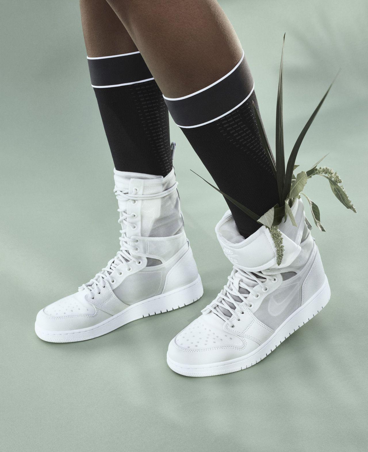5ab09f3aef5f11 The 1 Reimagined  14 Women Remix Iconic Nike Silhouettes - Design Milk