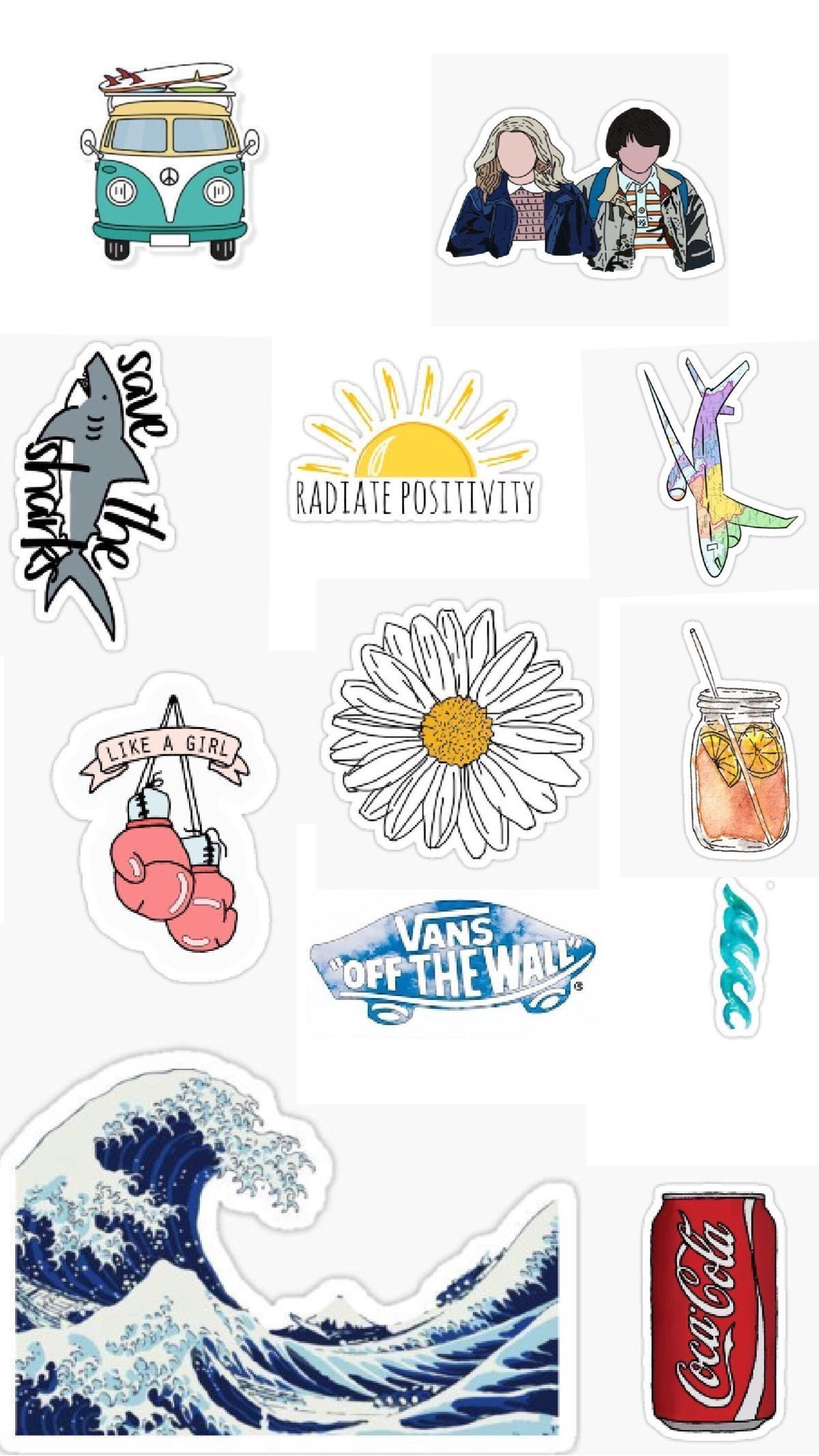 Pin On Aesthetic Stickers